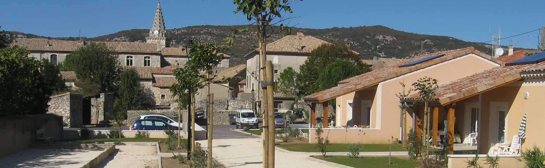 Saint Remeze Village Gorge De L Ardeche 3